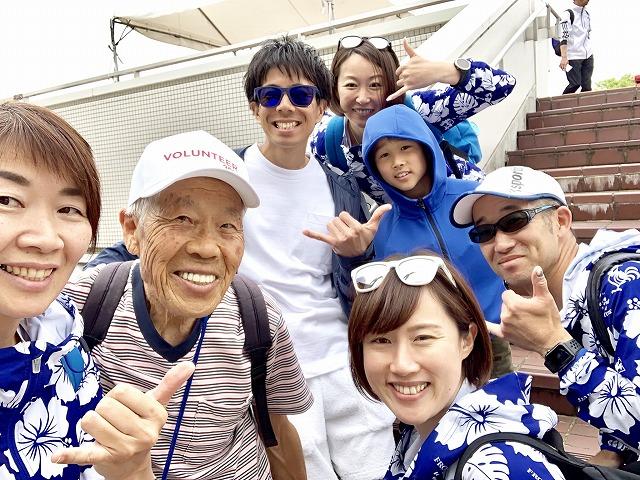ホノルルマラソン2019最終ランナー伊藤サダオ