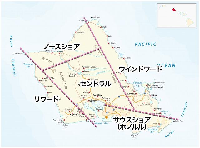 ホノルルマラソンはハワイ
