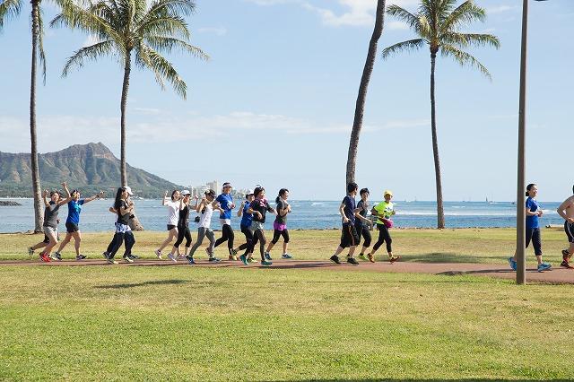 ホノルルマラソンのおすすめコース