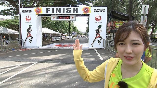 ホノルルマラソン2018公式アンバサダー元AKB渡辺麻友(まゆゆ)