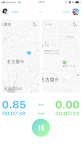 run& ランニングアプリ