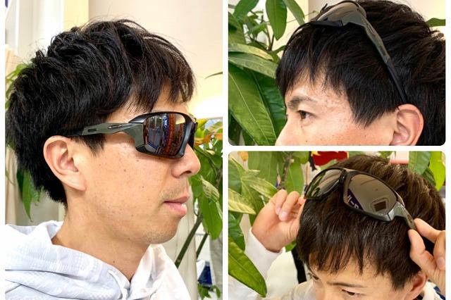 ランニングにおすすめのサングラス
