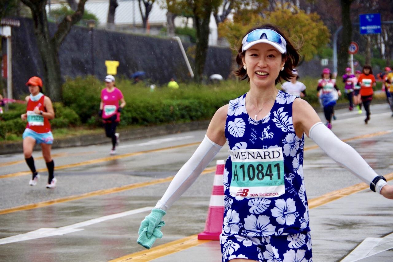 雨のマラソン大会・完全対策ガイド
