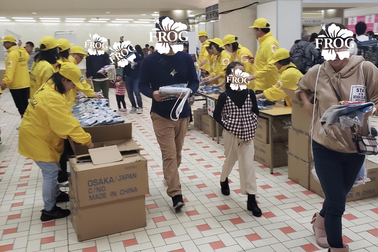 金沢マラソン参加Tシャツ